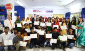 Ambassador Miller with Students – English Acccess Micro-scholarship Program