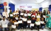 Ambassador Miller with Students – English Acccess Micro-scholarship Program