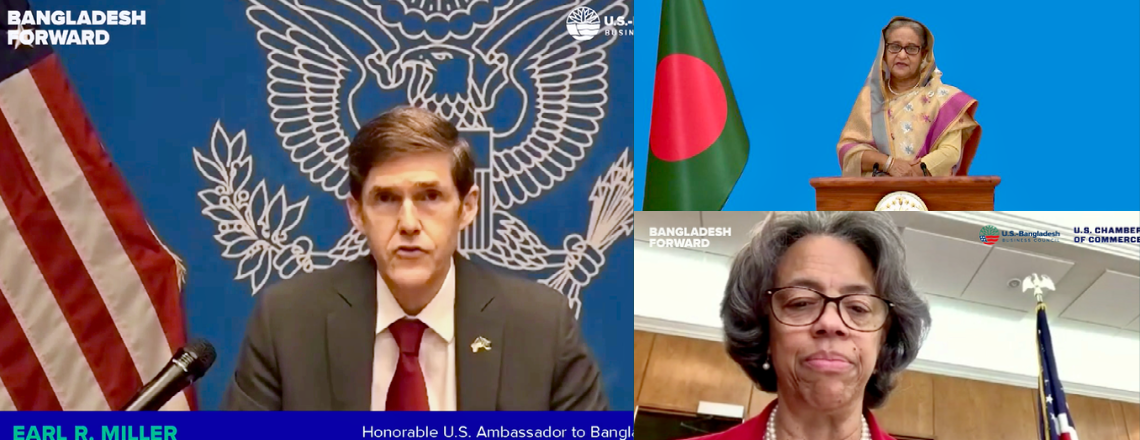 U.S. Chamber of Commerce Launches U.S.-Bangladesh Business Council