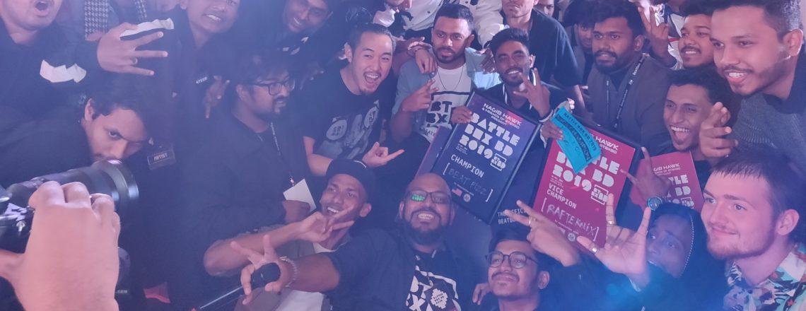 U.S. Arts Envoy Beatboxers Visit Bangladesh, Judge&Perform at the Beatbox Championship