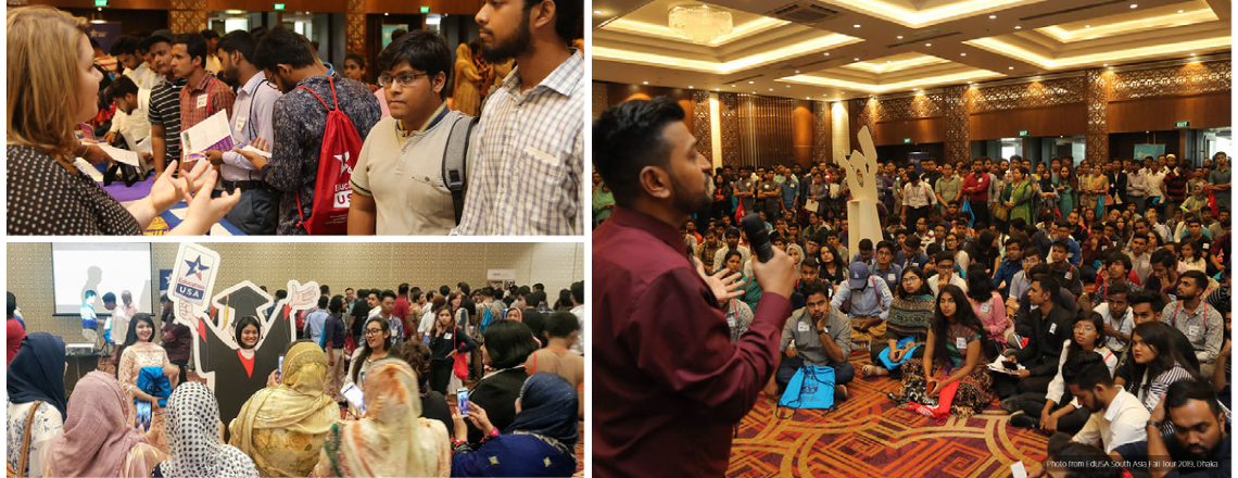 Bangladeshi Students at U.S. Institutions Reach an All-Time High
