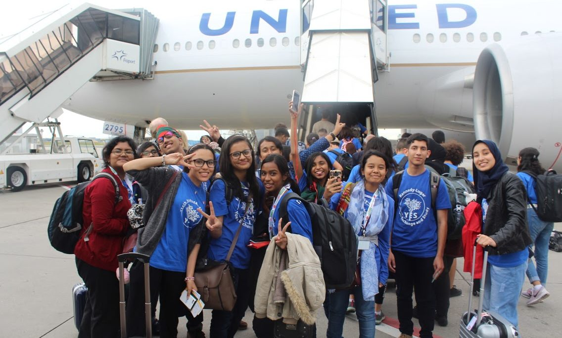 kennedy lugar youth exchange and study program 2019-20