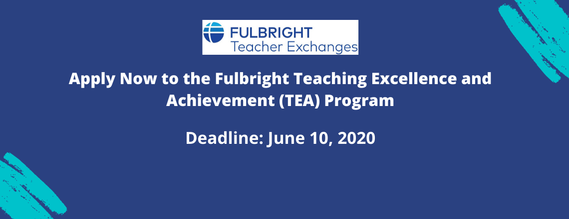Secondary Teachers Looking to Develop Teaching Skills-Apply Now for our TEA Program