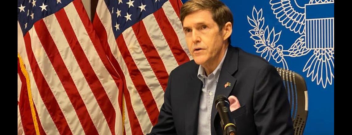 Ambassador Miller and Editors' Council Discuss U.S.-Bangladesh Relations