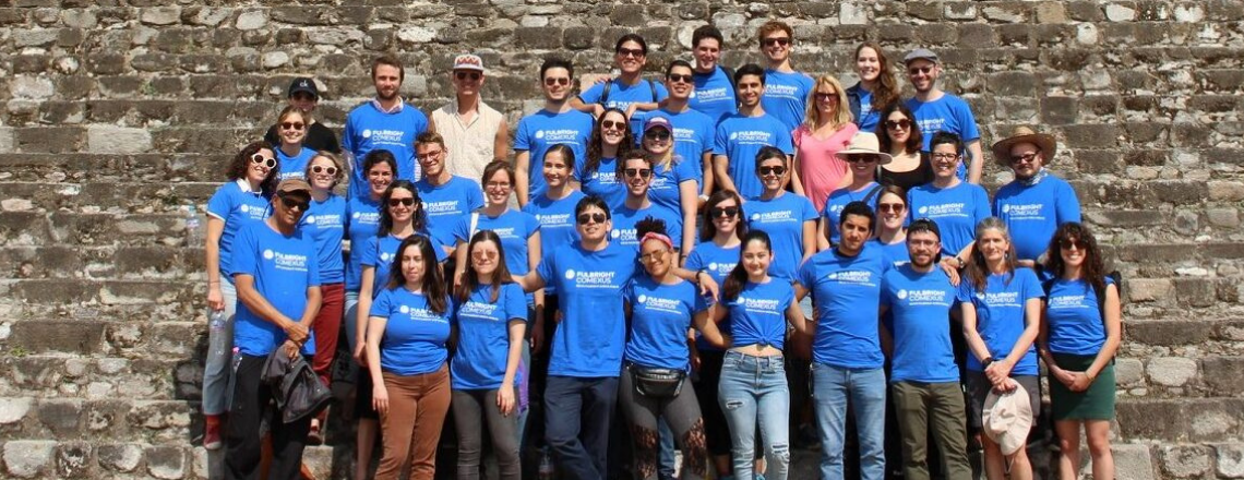 Apply Now for the Fulbright Foreign Student Program!