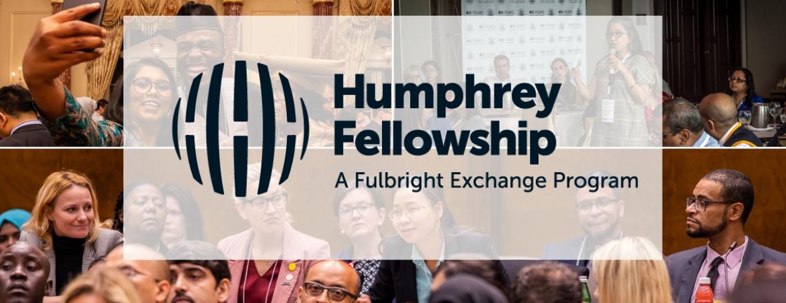 Embassy Dhaka is Accepting Applications for the Hubert H. Humphrey Fellowship Program!
