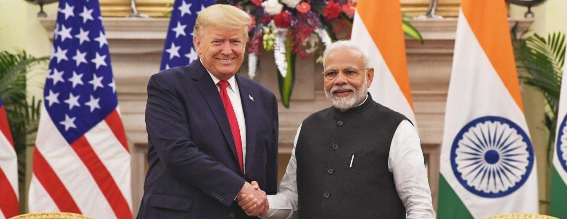 امریکہ – بھارت اسٹریٹجک شراکت داری