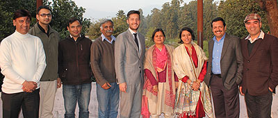 Alumni Engagement Innovation Fund India Projects