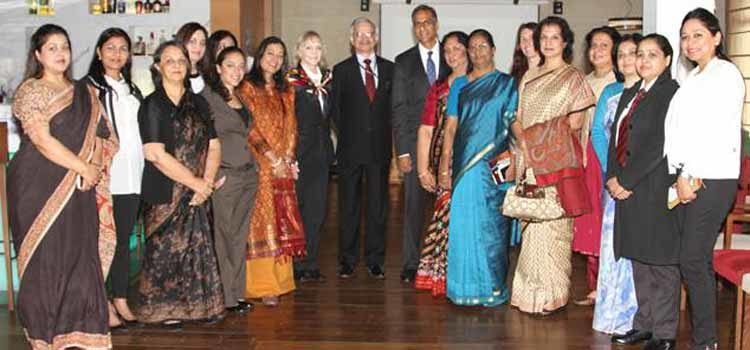 Group of people. (Photo Credit: State Department)