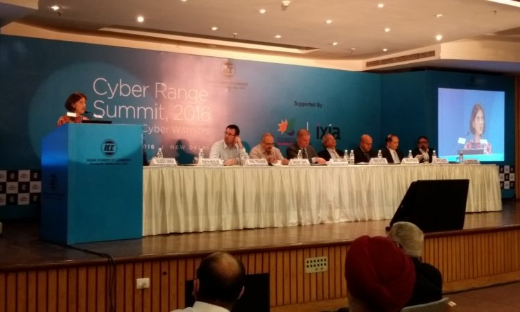 Ambassador's Message delivered (in absence) to the 2016 Cyber Range Summit, August 22, 2016
