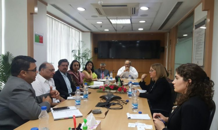 U.S. – India Information Communications Technology working Group