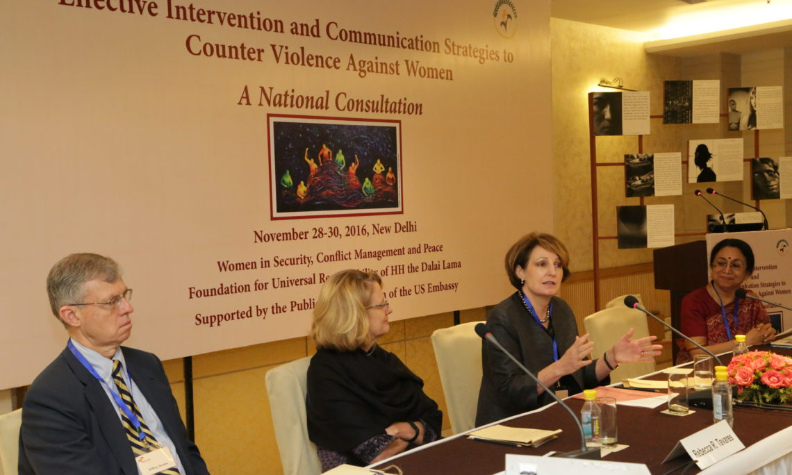 Remarks by DCM MaryKay Carlson: WISCOMP National Consultation
