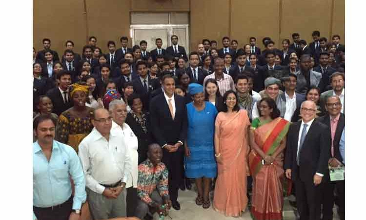 U.S. Ambassador Richard Verma Launches 3rd Triangular Training in Agriculture at Jaipur