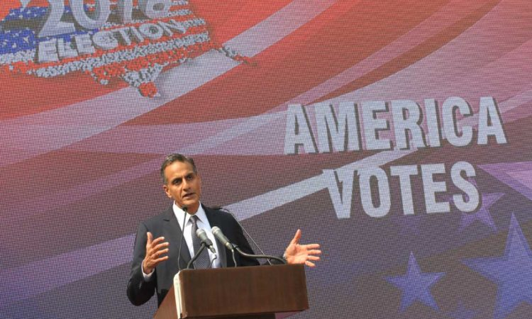 Ambassador Verma on the U.S. Presidential Elections Event