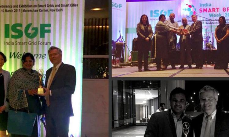 USTDA Wins India Smart Grid Forum's President Award