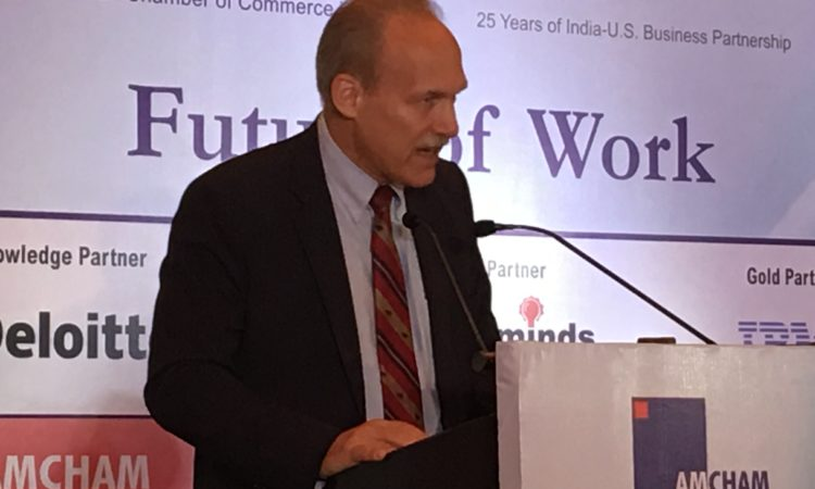 George N. Sibley Remarks at The Future of Work Conference