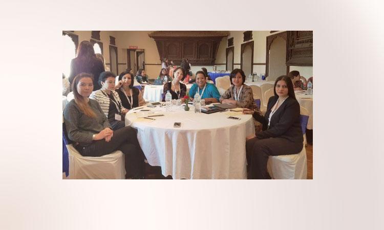 Women Alumni Entrepreneurs Meet in Kathmandu