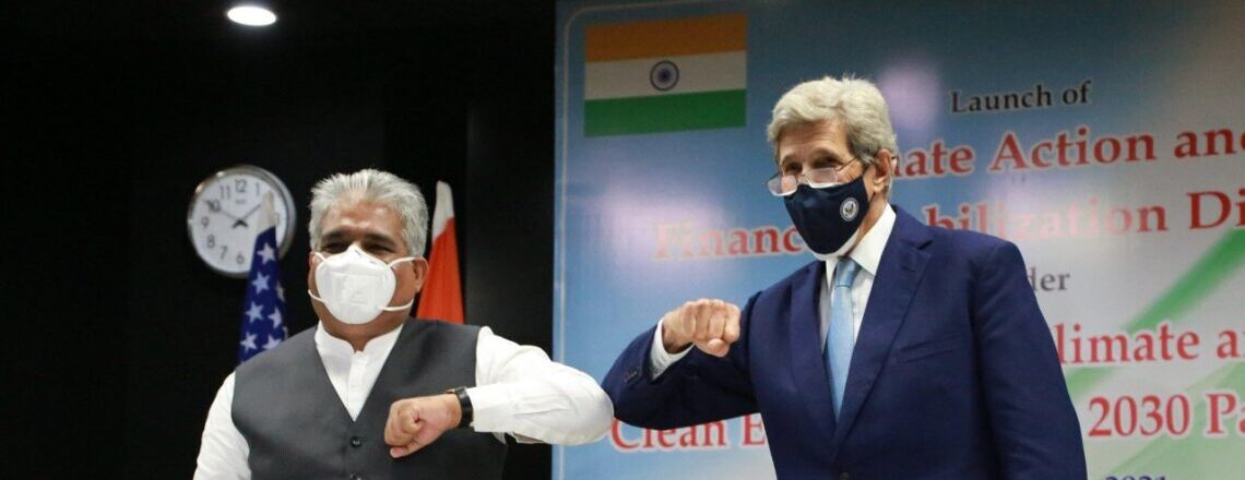 U.S.-India Climate Action and Finance Mobilization Dialogue