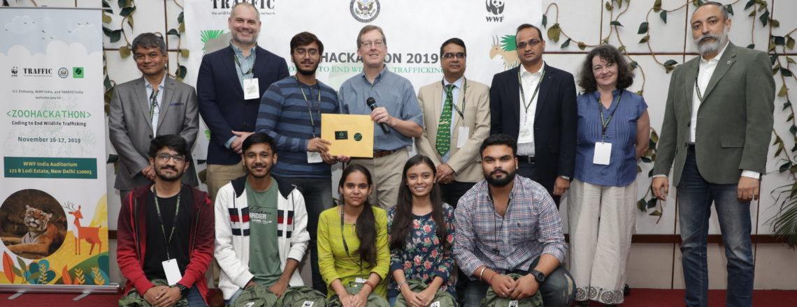 #Zoohackathon2019 नई दिल्ली विजेताओं को बधाई