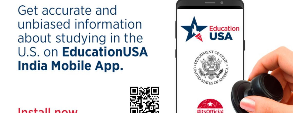 EducationUSA India Mobile App
