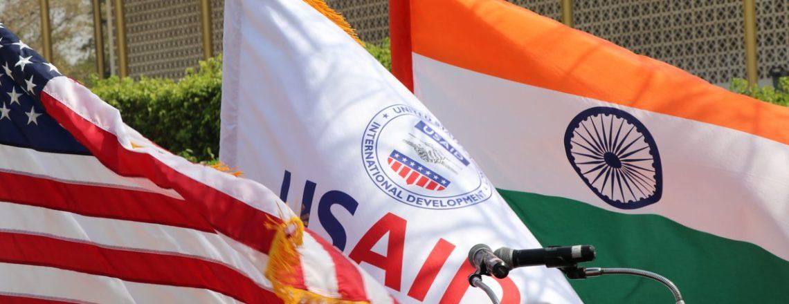 # امریکہ ۔ بھارت نے سہ گوشہ تعاون پر رہنما اصولوں کے بیان میں ترمیم پر دستخط کئے