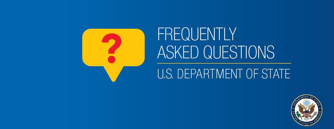 National Interest Exception Frequently Asked Questions
