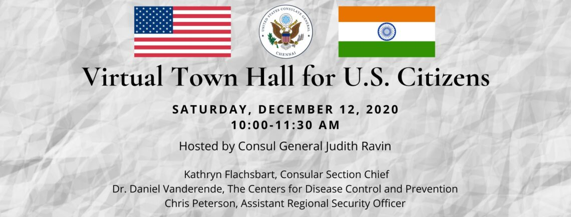 Virtual Town Hall for U.S. Citizens