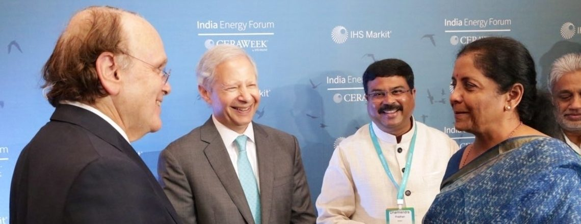 Ambassador Juster at India Energy Forum