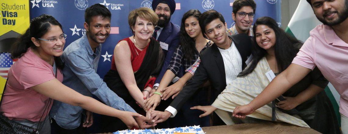 Student Visa Day – Celebrating Educational Exchange Between India & U.S.