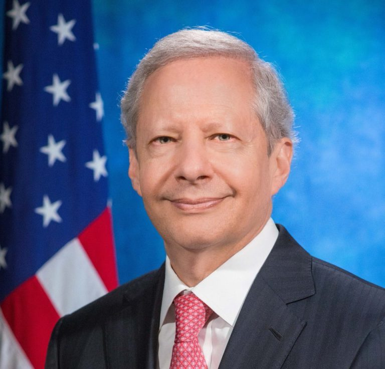 Photo of U.S. Ambassador to India Kenneth I. Juster