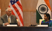 Press Availability With Indian External Affairs Minister Sushma Swaraj