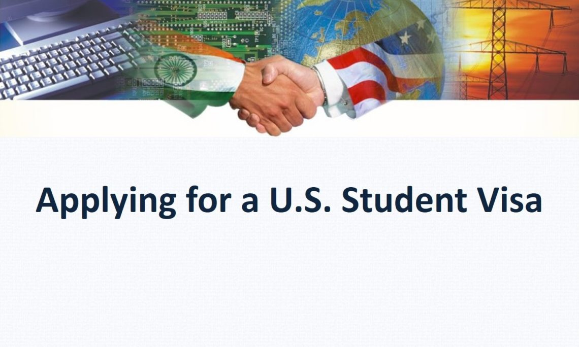 Applying for a U.S. Student Visa