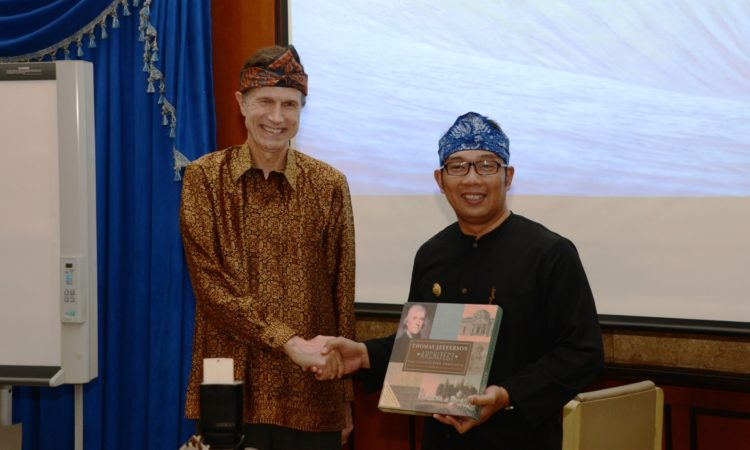 U.S. Ambassador Highlights Science and Technology Cooperation in Bandung, West Java (State Dept.)