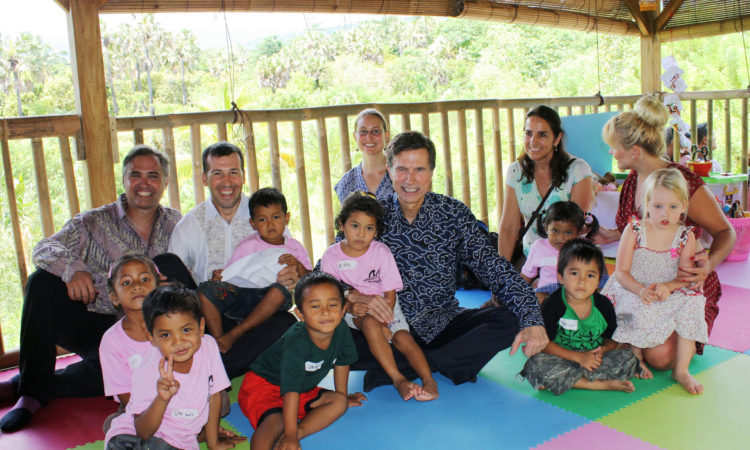 Ambassador Blake Visits Bali