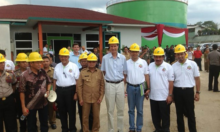 Ambassador Blake's Travel to Jambi