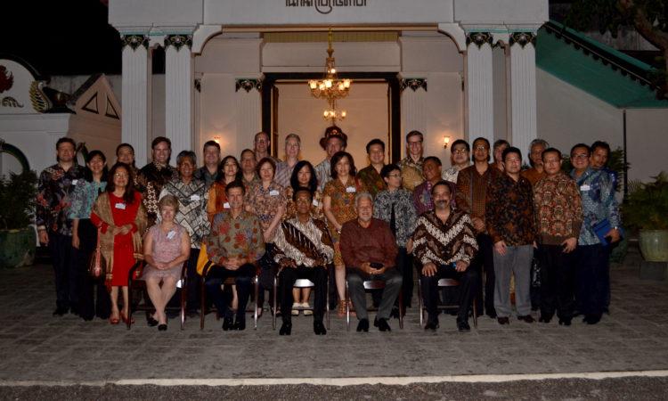Perjalanan Duta Besar Blake ke Yogyakarta (State Dept.)