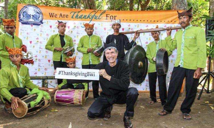 Ambassador Blake's Travel to Banyuwangi, East Java (State Dept.)