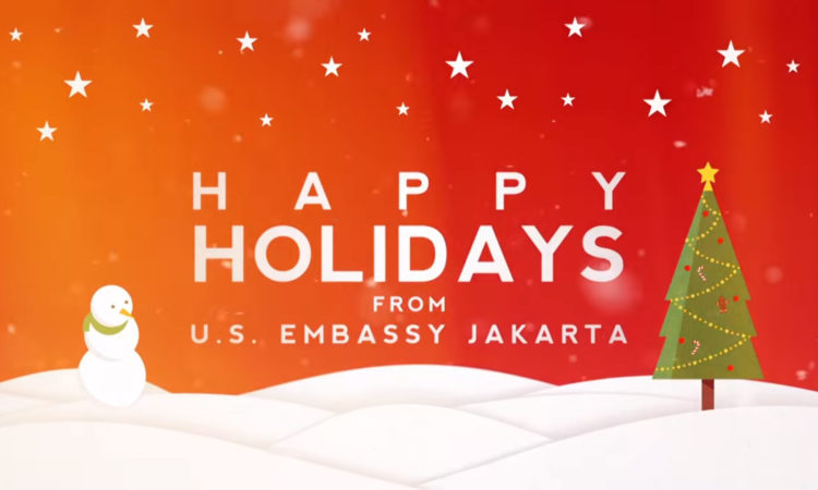 Happy Holidays! (State Dept.)