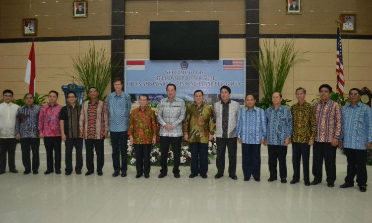 Ambassador Blake's Travel to North Sulawesi (State Dept.)