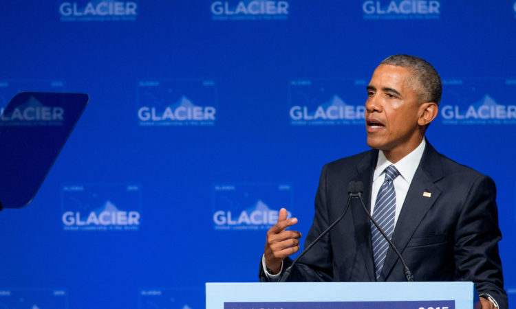 Remarks by the President at the GLACIER Conference, Anchorage, AK