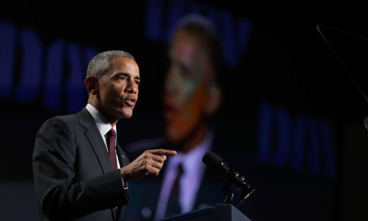President Obama Affirms U.S. Values and Rejects Discrimination (AP Images)
