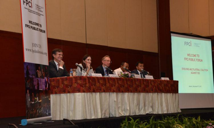 Diskusi Foreign Policy Community of Indonesia Ungkap Keberagaman Pendapat Terkait Krisis di Suriah (State Dept.)