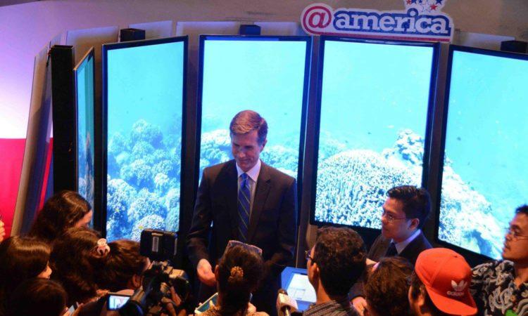 Remarks by Ambassador Blake on Illegal, Unreported, and Unregulated (IUU) Fishing, @America, Jakarta (@America)