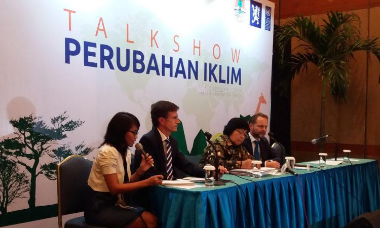 Dubes AS Umumkan Proyek-Proyek Baru Guna Medukung Program Perubahan Iklim di Indonesia