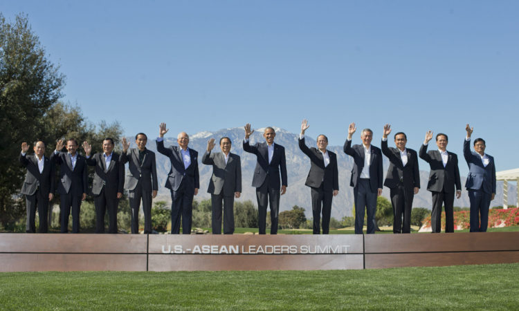 Joint Statement of the U.S.-ASEAN Special Leaders' Summit: Sunnylands Declaration (State Dept. / AP Images)