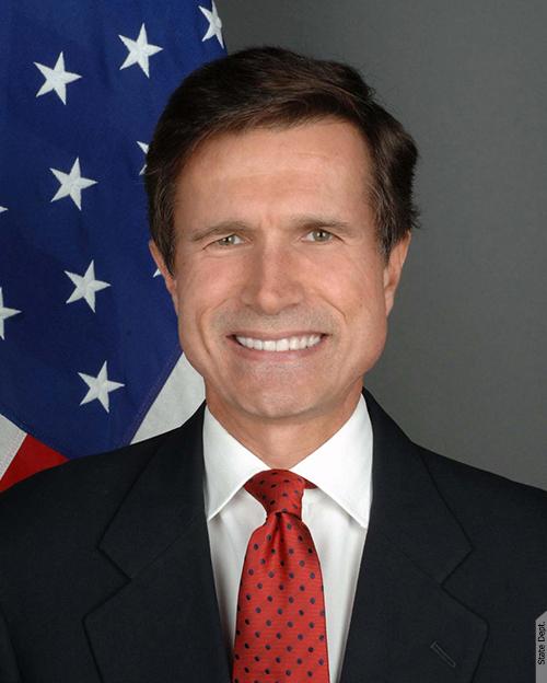 Photo of Ambassador Robert O. Blake Jr