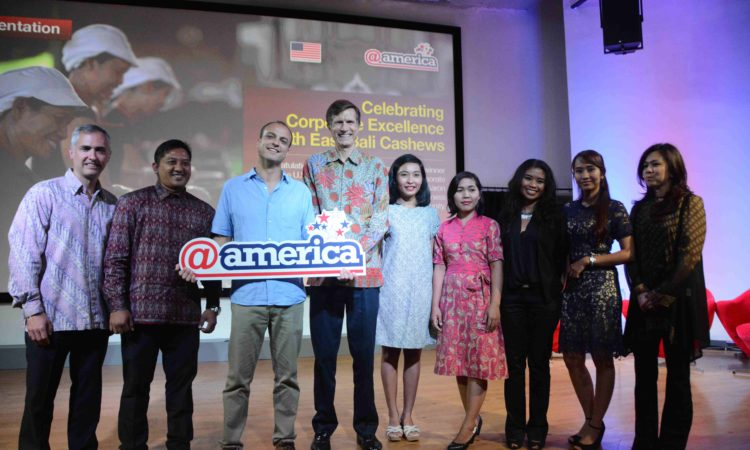 Remarks by Ambassador Blake at East Bali Cashews ACE Celebration at @america, Jakarta (@America)