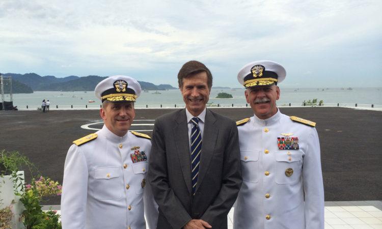 Ambassador Blake's Travel to Padang, West Sumatra (State Dept.)