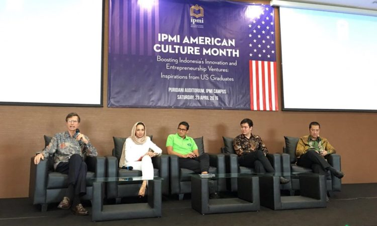 Remarks by Ambassador Blake at the IPMI International Business School's American Culture Month, Jakarta (State Dept.)