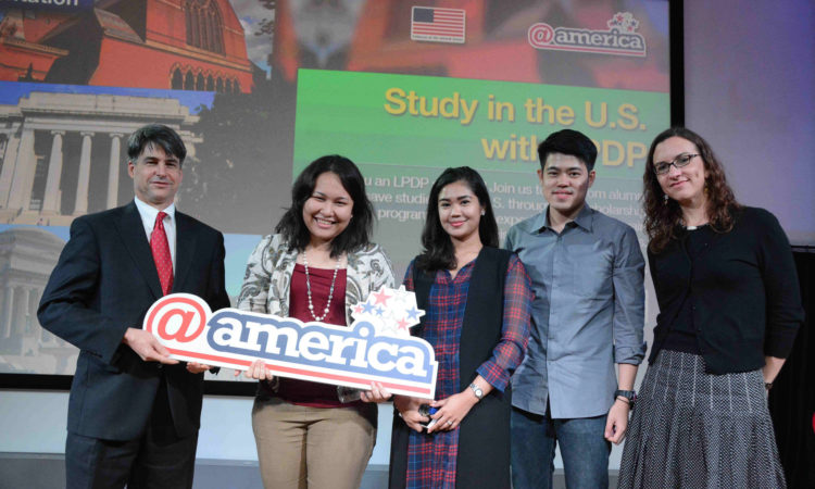Come Study in the U.S.: Opportunities for Indonesians Abound! (@America)